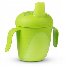 Чашка-непроливайка Canpol Tropical Bird зеленый, 240 мл, 9м+