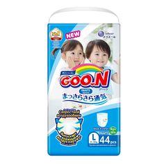 Подгузники-трусики GOO.N L (9-14 кг), 44 шт. Goon