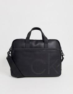 Сумка для ноутбука Calvin Klein-Черный
