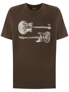 Osklen футболка с принтом