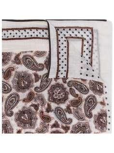 Altea легкий шарф с принтом пейсли