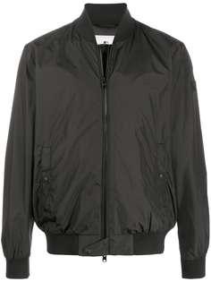 Woolrich куртка-бомбер с длинными рукавами