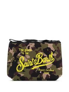 Mc2 Saint Barth несессер с камуфляжным принтом