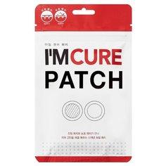 Karatica Патчи точечные от акне Im Cure Patch, 12 шт.