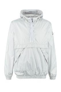 Легкая куртка-анорак светло-серого цвета Urban Tiger