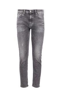 Зауженные джинсы с низкой посадкой CKJ 058 Calvin Klein Jeans