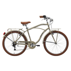 Велосипед мужской Cicli cinzia moody man grigio sabbia