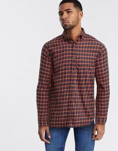 Рубашка с длинными рукавами Jack & Jones-Красный