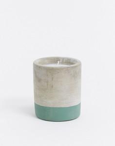 Свеча с ароматом эвкалипта и сандала 99 г URBAN-Бесцветный Paddywax