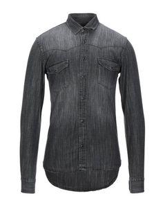 Джинсовая рубашка BE Icon