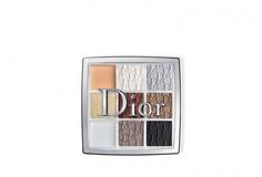 Палетка теней Dior Backstage