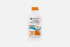 Детское солнцезащитное молочко увлажняющее, водостойкое, гипоаллергенное Garnier