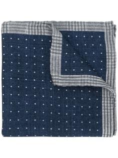 Brunello Cucinelli платок с принтом