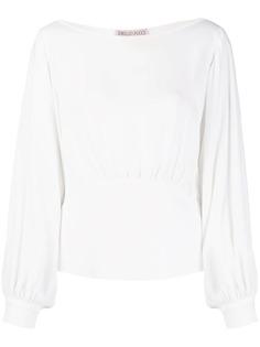 Emilio Pucci блузка с объемными рукавами