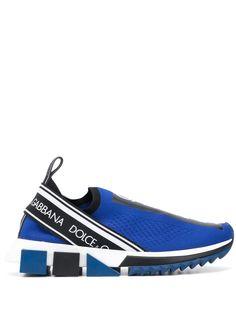 Dolce & Gabbana Underwear кроссовки-носки Sorrento