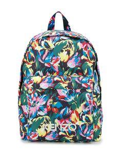 Kenzo рюкзак из коллаборации с Vans