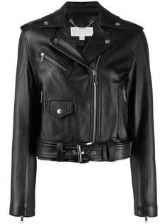 Michael Michael Kors байкерская куртка на молнии