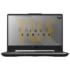 "Ноутбук ASUS TUF Gaming A15 FX506II-BQ070T (AMD Ryzen 5 4600H 3000MHz/15.6""/1920x1080/16GB/512GB SSD/DVD нет/NVIDIA GeForce GTX 1650 Ti 4GB/Wi-Fi/Bluetooth/Windows 10 Home) 90NR03M2-M04200 черный"
