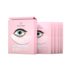 Doctor Hype Гидрогелевые лифтинг патчи для глаз Hydrogel Eye Patch 10 мл (10 шт.)