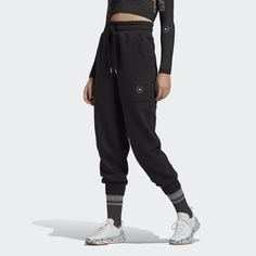 Брюки adidas by Stella McCartney