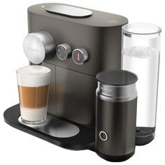 Кофемашина капсульного типа DeLonghi Expert & Milk EN 355.GAE Delonghi