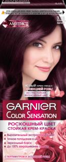 """Крем-краска для волос """"Color Sensation"""", 3,16 Аметист Garnier"""
