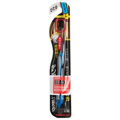 Зубная щетка Dentalpro Black Ultra Slim многоуровневая жесткая (цвет в ассортименте)