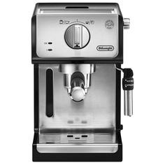 Рожковая кофеварка DeLonghi ECP 35.31 Silver/Black Delonghi