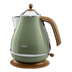 Чайник электрический Delonghi KBOV 2001.GR Green Delonghi