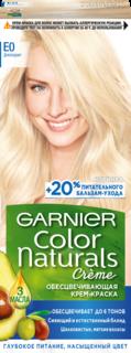 Краска для волос Garnier Color Naturals, тон №E0 Супер блонд