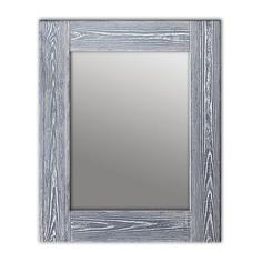 Настенное зеркало Шебби Шик Серый 04-0127-55х55 Дом Корлеоне