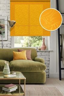 Рулонные шторы Eskar 5660150160 оранжевый 160х150