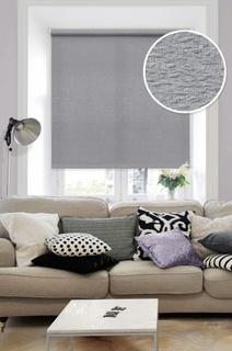 Рулонные шторы Eskar 4665190160 серый 90x160