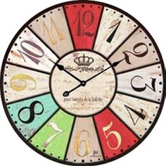Настенные часы Lowell 33,5 см