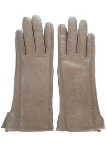 Перчатки женские Eleganzza IS02804-SH коричневые