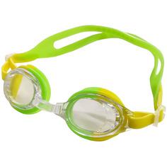 B31571 Очки для плавания детские (желто-зеленые) Hawk