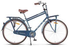 """Велосипед Stels Navigator-310 Gent 28"""" V020 рама 19 дюймов темно-синий LU083547,LU068604"""