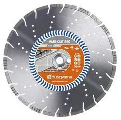 Круг алмазный HUSQVARNA (VARI-CUT S50 350-25.4 5865955-02) Ф350х25.4мм по бетону