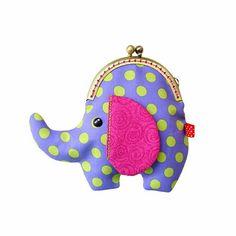Набор для рукоделия Berry-art Слон кошелёк