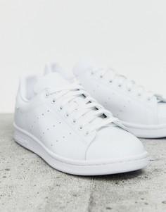 Белые кроссовки adidas Originals - Stan Smith-Белый