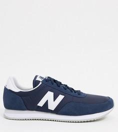 Темно-синие кроссовки New Balance 720-Темно-синий