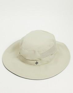 Шляпа кремового цветаColumbiaBora Bora Booney-Коричневый