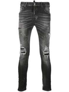 Dsquared2 джинсы скинни Super Twinky