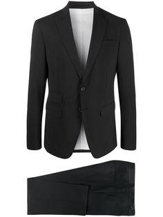 Dsquared2 костюм с однобортным пиджаком