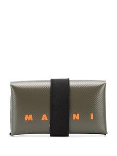 Marni кошелек с логотипом