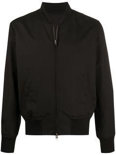 AMI куртка-бомбер на молнии
