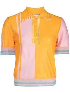 i-am-chen рубашка поло в стиле колор-блок