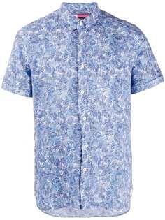 Tommy Hilfiger рубашка с принтом