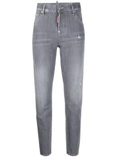 Dsquared2 джинсы прямого кроя