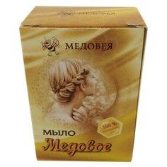 Кусковое мыло Медовея Медовое